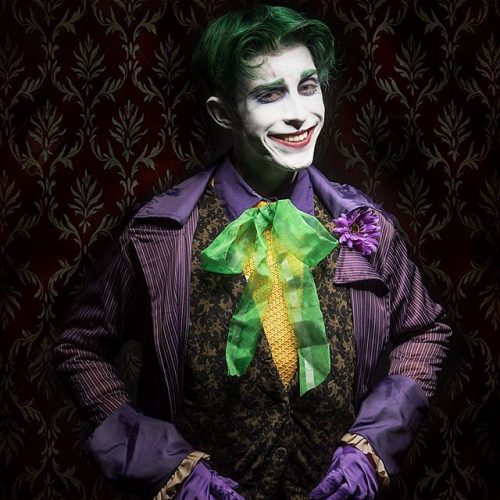 Jocker cosplay DC Comics Batman - Gab Cosplay - Cosplayer italiano