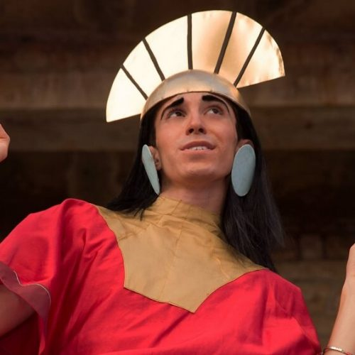Kuzco cosplay Walt Disney - Le follie dell imperatore - The Emperor s New Groove - Gab Cosplay - Cosplayer italiano